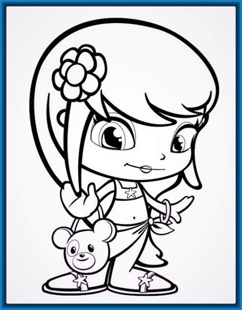 imagenes faciles para dibujar de muñecas como dibujar mu 241 ecas faciles super lindas especiales
