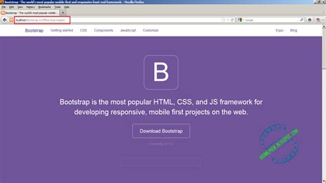 tutorial membuat website dengan bootstrap cara membuat web sederhana dengan bootstrap mengenal