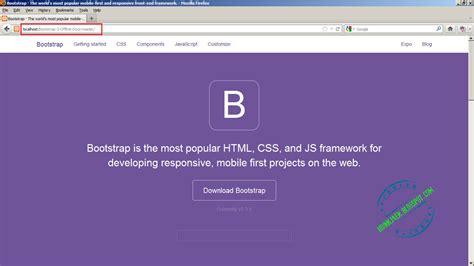 membuat artikel dengan bootstrap mengenal bootstrap contoh cara membuat web dengan
