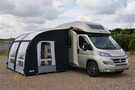 motorhome air awnings ka motor rally air pro 330 l motor home awning 2018