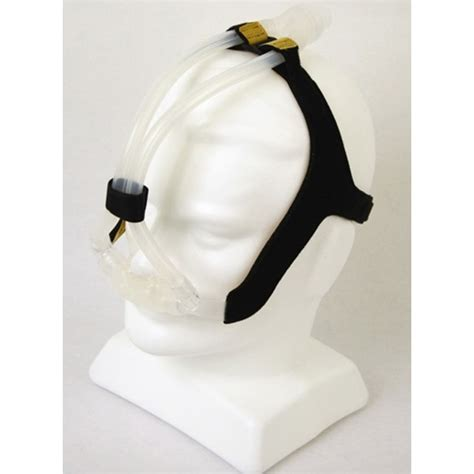 cpap bravo nasal pillow cpap mask with headgear