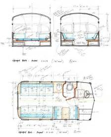 Bus Conversion Floor Plans 1959 Viking Short Bus Converted Into Cabin On Wheels You