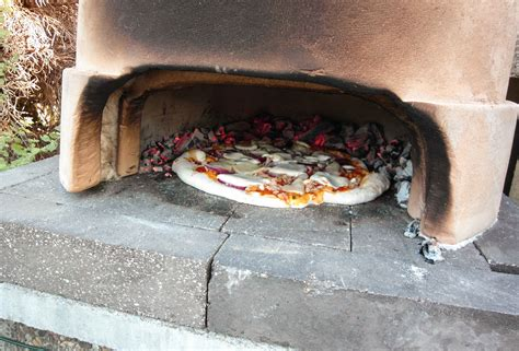 making a pizza oven backyard how to make a backyard pizza oven for under 200