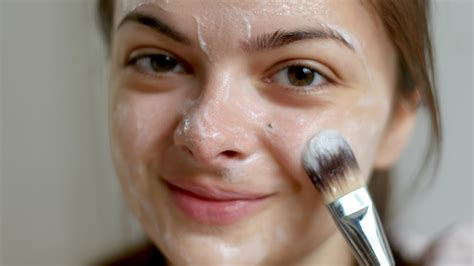 Kuas Untuk Masker Wajah masker alami untuk mencerahkan wajah anda manfaat co