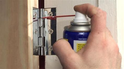 Wd40 On Glass Shower Doors Door Repair How To Fix A Ghost Door You Don T Need A To Fix It