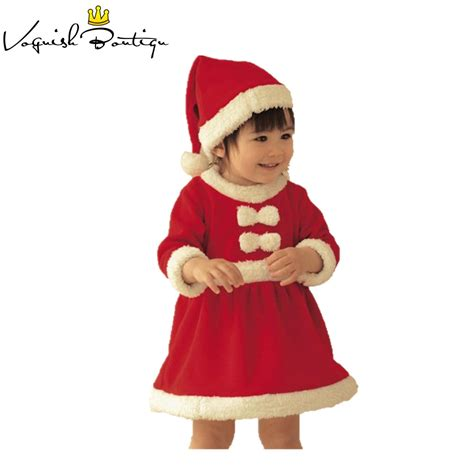 costume for new year baby dress with free hat baby