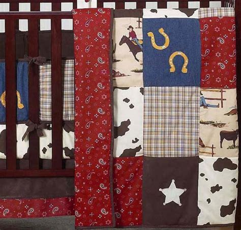 Cheap Designer Jojo Design Horse Western Themed Cowboy Cowboy Themed Crib Bedding