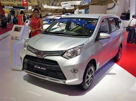 Mobil Toyota Calya spesifikasi dan harga toyota calya mobil123 portal