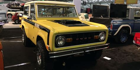 2020 Ford Bronco Unveiling by Ford Bronco 1st Generation Bronco Concept 1969