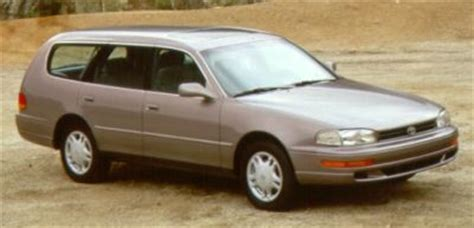 How Much Is A 1994 Toyota Camry Worth Toyota Camry Wagon Reviews Prices Ratings With Various