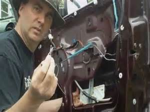 grand power window regulator replacement cable