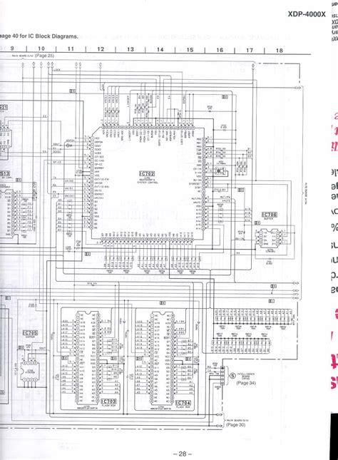 Großzügig Sony Cdx 4000x Schaltplan Remote In Bilder - Der ...
