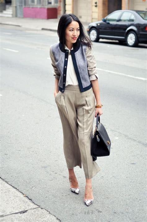 Dressing Up Wide Leg Make Them Your Fashion Forward Denim Choice by Best 25 Wide Leg Cropped Ideas On