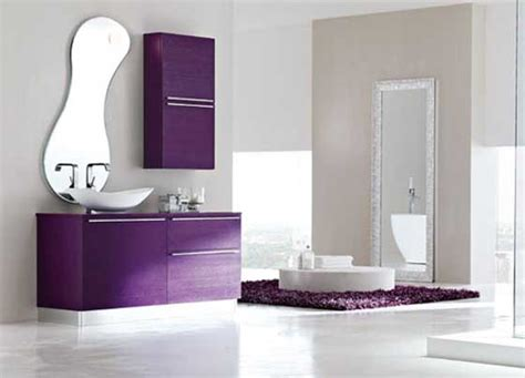 purple bathroom 33 cool purple bathroom design ideas digsdigs