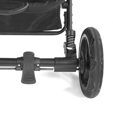 coche doble contours elite grafito   sillas de auto  bases isofix