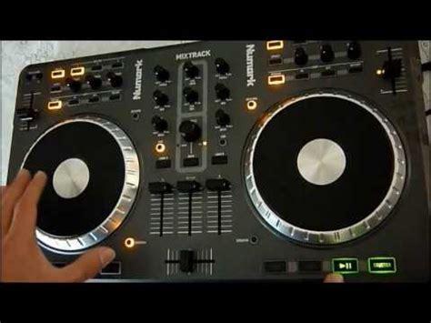 consola dj la tienda dj consola de dj numark mixtrack
