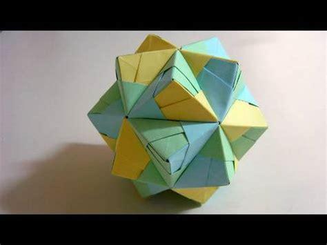 Origami Spiked Icosahedron - image gallery icosahedron origami