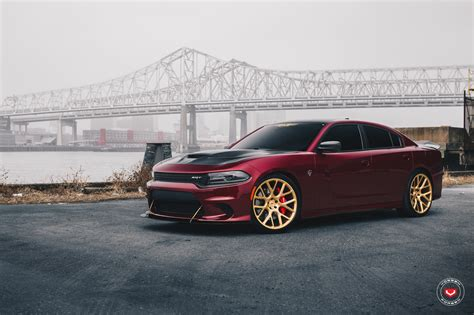 DODGE CHARGER HELLCAT   VOSSEN FORGED: CG SERIES: CG 204