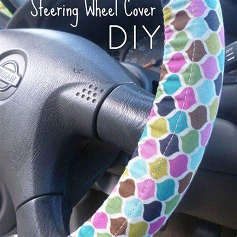 Jual Diy Steering Wheel by Abernathy Crafts Steering Wheel Cover Diy Sewing