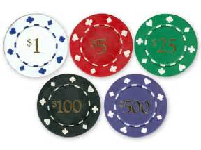 11 5 gram card suits value poker chips these casino chips feature dollar values pre printed