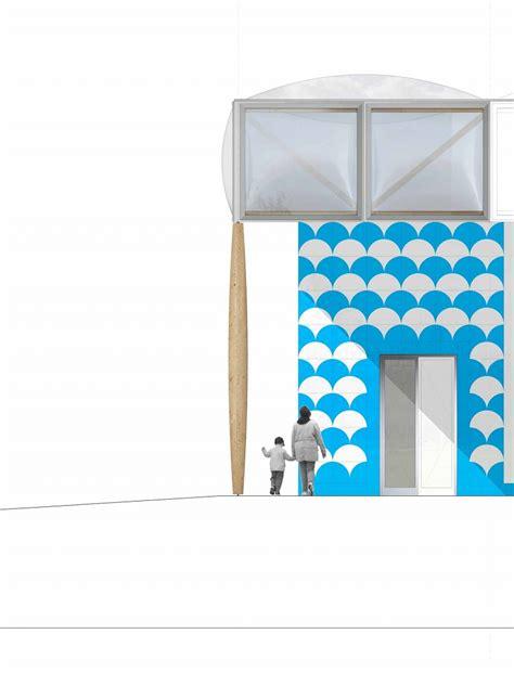 David kohn architects cloud pavilion