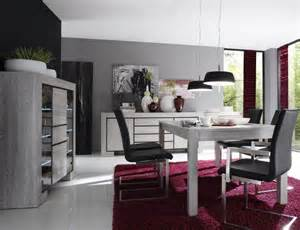 salle complte contemporaine couleur chne gris avec