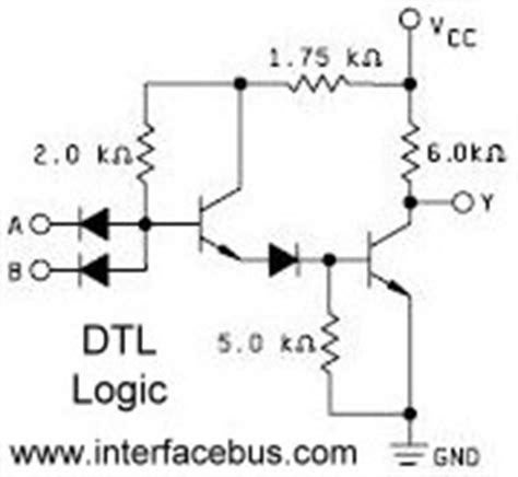 diode transistor logic dtl dictionary of electronic and engineering terms dih