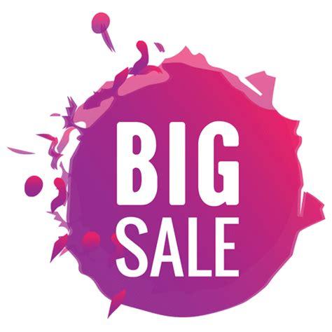Blouse Big Transaparan Bl 64 paint splash big sale label transparent png svg vector