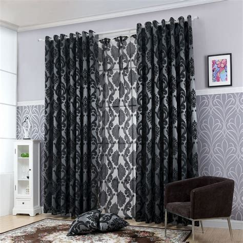 bedroom curtain panels geometry curtains for living room curtain fabrics window