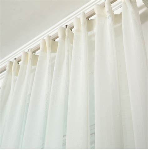 soft white curtains ultra soft white sheer curtain free curtain hooks high