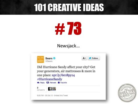 101 creative ideas for social media content