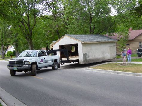 How To Move A Shed Onto A Trailer by Mytractorforum The Friendliest Tractor Forum And