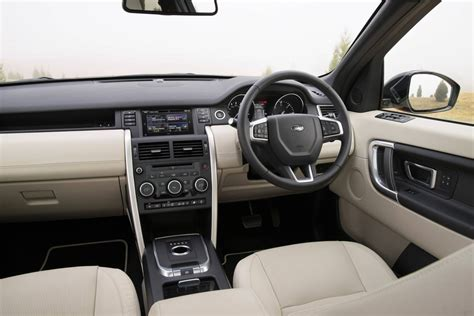 land rover hse interior land rover cars news 2015 discovery sport pricing and