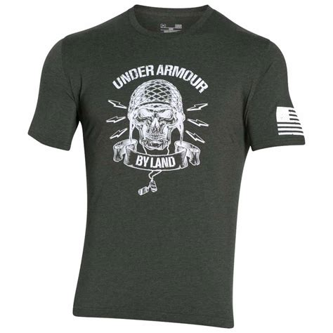 T Shirt Army Armour Tees83 armour freedom army by land t shirt