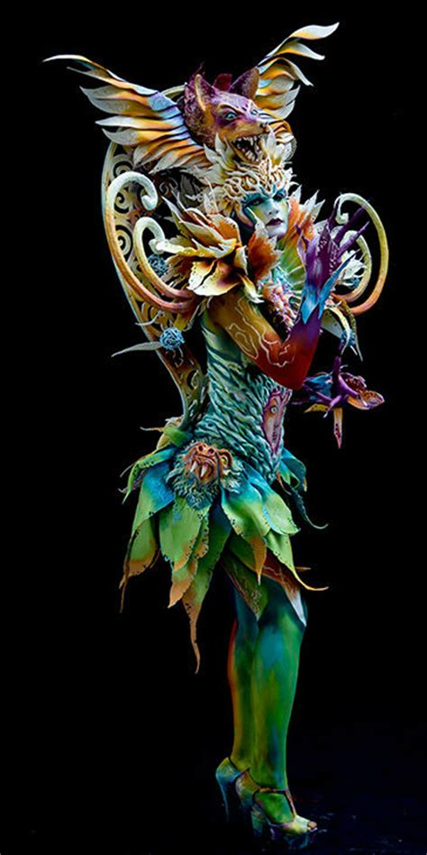 bodypainting festival paul photos images from the world bodypainting