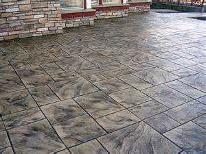 Do I Need Rebar In Concrete Patio by Cmdt Systems Decorative Stamped Concrete Vancouver