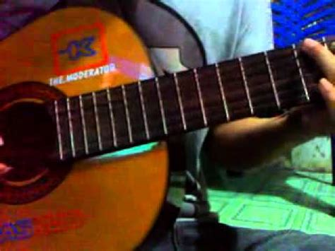 tutorial bermain finger style kerispatih mengenangmu cover nathan fingerstyle youtube