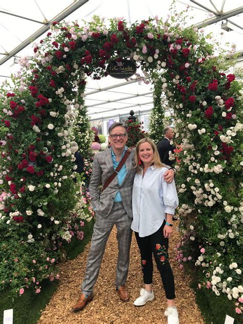 rhs chelsea flower show sophie robinson