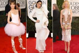 Page Six Has The Golden Globes Recap by The 15 Worst Golden Globe Fashion Fails