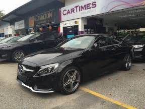 all new mercedes c200 coupe amg line for sale singapore