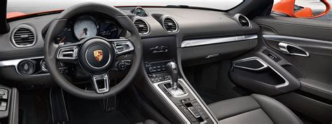 porsche boxster 2017 interior who are buying new porsche these days page 3 general