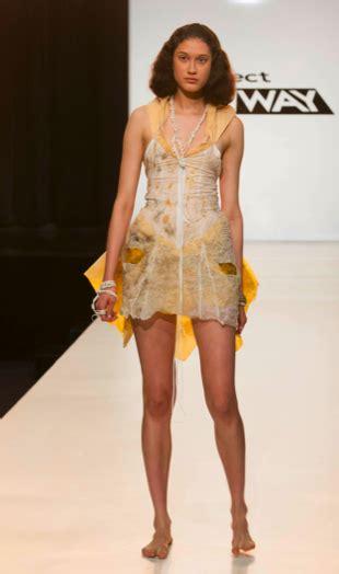 Catty Dress 1 project runway recap timothy cast as anarchist kook