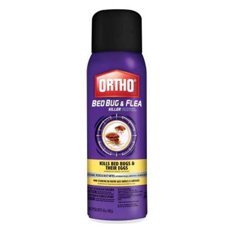 bed bug and flea killer ortho 16 oz bed bug and flea killer aerosol 0194410 the