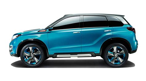 Suzuki New Model 2014 Suzuki Vitara Is Back New Small Suv Bound For Show