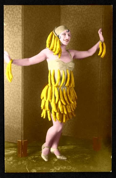Banana Dress banana dress colorized by ajax1946 on deviantart