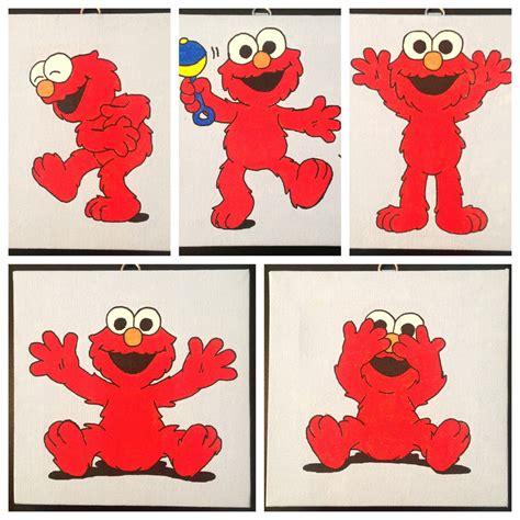 elmo baby wallpaper baby elmo by mmkitchen on deviantart