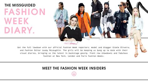 Check This Out Stylecrazy A Fashion Diary by The Fashion Week Diary Missguided