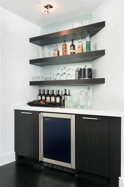 Corner Bar Shelf by Photos Hgtv