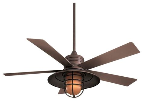 54 quot rainman rubbed bronze ceiling fan traditional