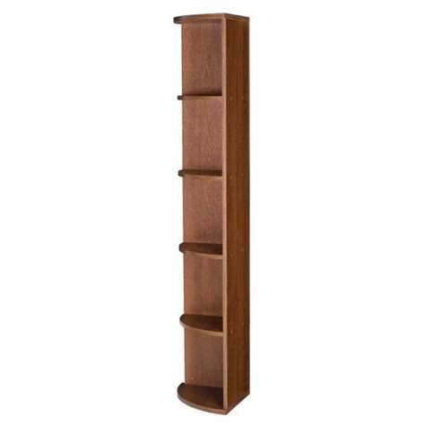 narrow corner bookcase 25 best ideas about narrow bookcase on